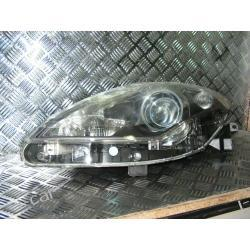 Renault Laguna III czarna Lewy bi xenon ORYGINAŁ