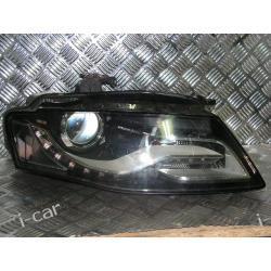 Audi A4 8K0 prawy reflektor xenon ORYGINAŁ