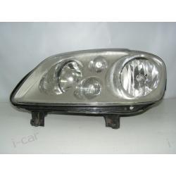 VW Touran,VW Caddy lewa lampa  ORYGINAŁ