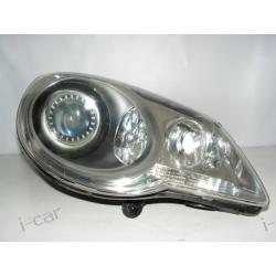 VW EOS prawa lampa xenon + silniczek + moduł skrętu
