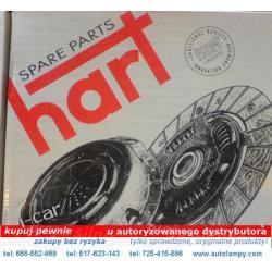 Sprzęgło kompletne HART Pajero 2.5TD L200