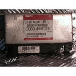 Sterownik ABS Audi A4 4D0907379D 0265108005