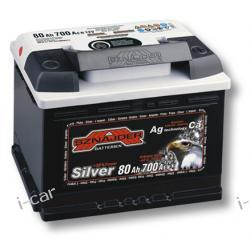 Akumulator Sznajder Silver 80Ah 700A (EN) P+