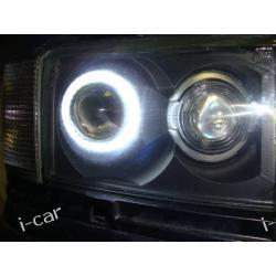 Range Rover - przeróbka lamp na bi-xenon