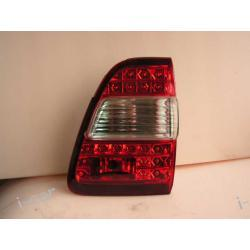 Toyota Land Cruiser prawa lampa LED w klapę ORYGINAŁ