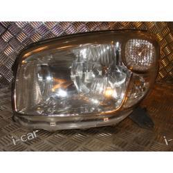 Toyota RAV4 lewa lampa + silniczek ORYGINAŁ