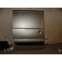 Fiat Scudo nowy model - boczne drzwi suwane - ORYGINAŁ