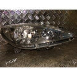 Peugeot 307 Prawa LAMPA PRZÓD ORYGINAŁ