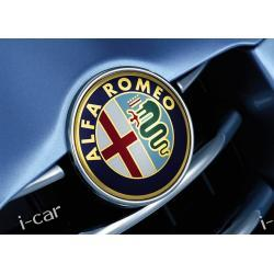 ALFA ROMEO 166, REFLEKTOR VALEO /H7+H7/ PRAWY
