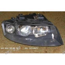 Audi A4 bixenon bi-xenon Valeo PRAWA lampa