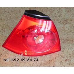 GOLF V 5 lewa lampa