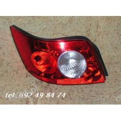 Renault MEGANE cabrio lewa lampa ORYGINAŁ - cała