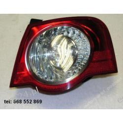 VW Passat Sedan B6 prawa kompletna lampa