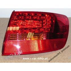 AUDI A6 kombi avant LED diody PRAWA lampa tył