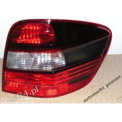 Mercedes ML W164 prawa lampa