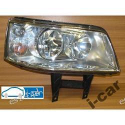 VW T5 MULTIVAN H1+H7 Oryginał - prawa lampa