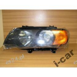 BMW X5 nowa lampa xenon oryginal HELLA