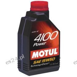 MOTUL 4100 Power 15W-50 1l