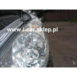 USUWANIE RYS z lamp samochodowych