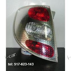 Citroen C3 Plurier lewa lampa tył