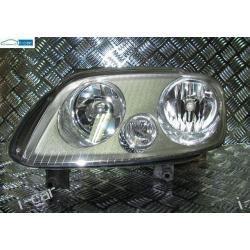 VW CADDY lewy reflektor + silniczek ORYGINAŁ - FV