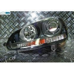 VW GOLF V xenon lewa lampa igła ORYGINAŁ - FV