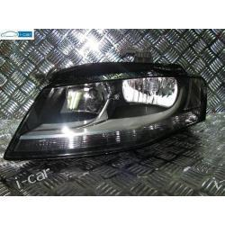 AUDI A4 08- NOWY MODEL LAMPA LEWA REFLEKTOR