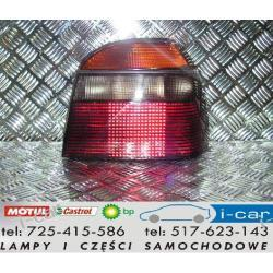 VW GOLF III prawa ciemna tył ORYGINAŁ HELLA