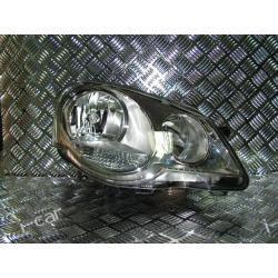 VW POLO 2005-09 prawy reflektor ORYGINAL