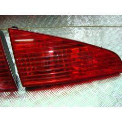 Peugeot 407 lewa lampa tył w klape