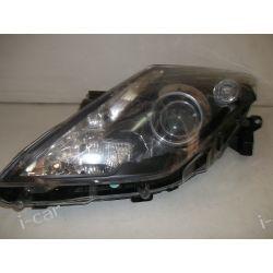 Renault Laguna III coupe lewa bi-xenon skrętna lampa przód