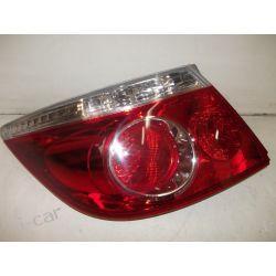 Honda City lewa lampa tył oryginał tylnia