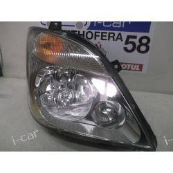 Mercedes Sprinter W906 prawa oryginalna lampa reflektor