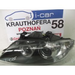 BMW 3 E92 -LEWA LAMPA PRZÓD -XENON - ORYGINAŁ