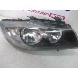 Prawa lampa reflektor BMW e90 przód