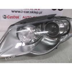 VW passat b6 - lewa xenon lampa przód - oryginał