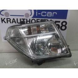 Navara Pathfinder 2005-07 prawa lampa ksenon