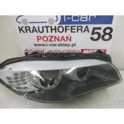 BMW 5F10 F11- XENON PRAWY REFLEKTOR LAMPA ORYGINAŁ - I-CAR