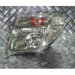 lewa lampa NISSAN NAVARA PATHFINDER 2004-2007