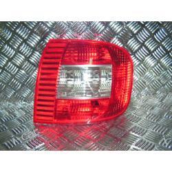 FIAT MULTIPLA nowy model prawa lampa
