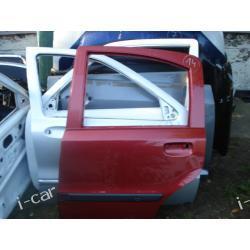 Fiat PANDA drzwi lewy tył ORYGINAŁ