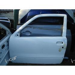 Fiat SEICENTO lewe przednie drzwi ORYGINAŁ