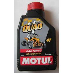 MOTUL POWER QUAD 10W40 4T 1L - Poznań - FV