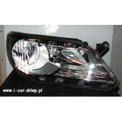 VW Tiguan lampa prawa przednia ORYGINAŁ - FV