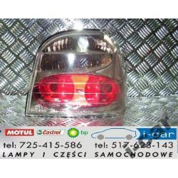 VW GOLF III prawa lampa tył TUNING biała - FV