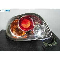 Peugeot 206 lewa lampa tył CLEAR lexus - Poznań