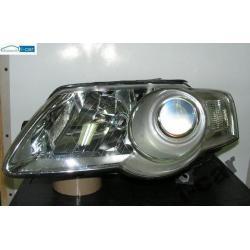 VW PASSAT B6 - H7 lampa LEWA reflektor - Poznań