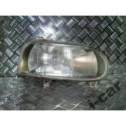 VW Golf III  Lampa reflektor prawy H4 - ORYGINAŁ