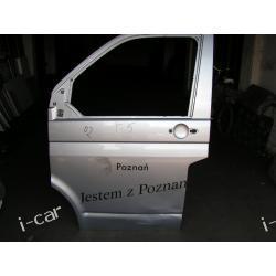VW Transporter T5 lewe przednie drzwi oryginał