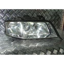 Prawy Prawa Reflektor Audi A6 97-01 ORYGINAŁ